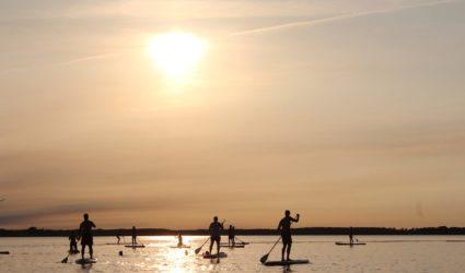 Activité Paddle à Théoule-sur-Mer
