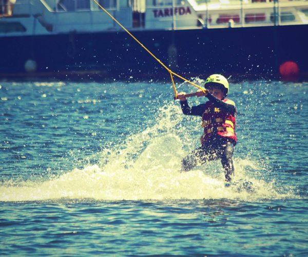 Activité wakeboard à Théoule-sur-Mer