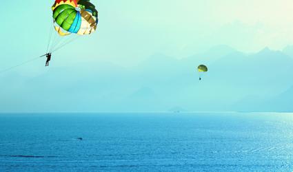 Parachute Ascensionnel Mandelieu